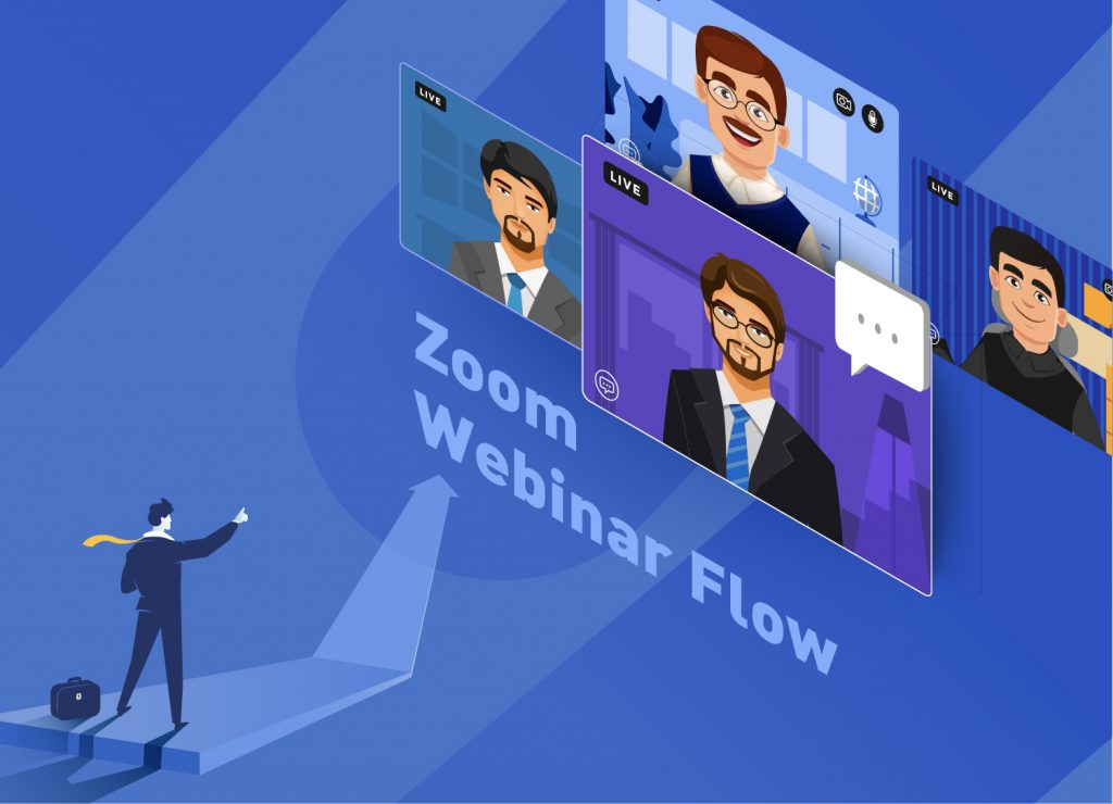 ZIBS Webinar Flow | how to re-start businesses and how does the new normal look?