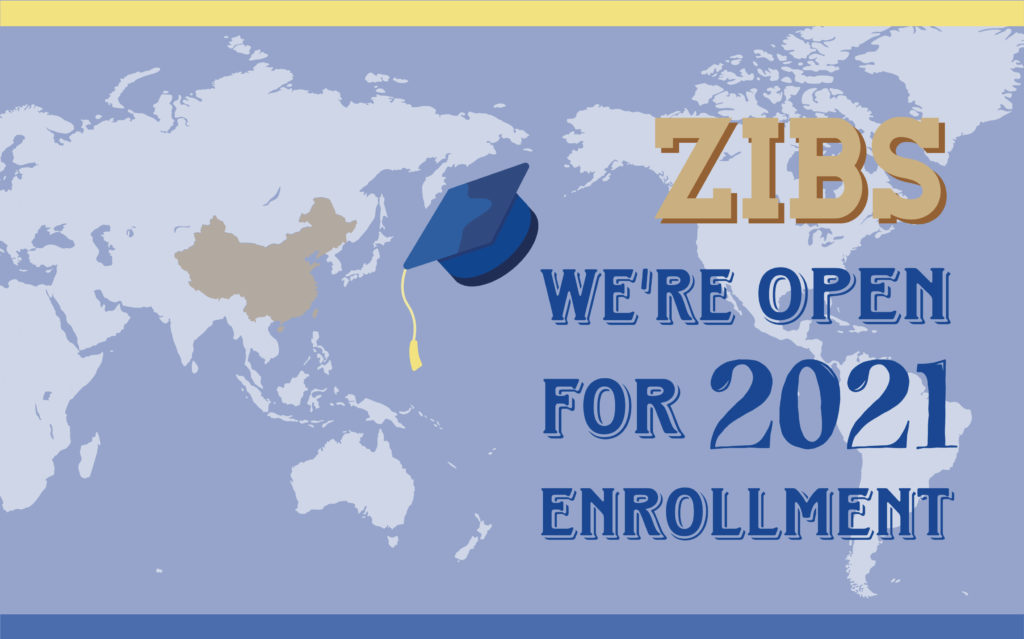 Application for 2021 Enrollment is now OPEN